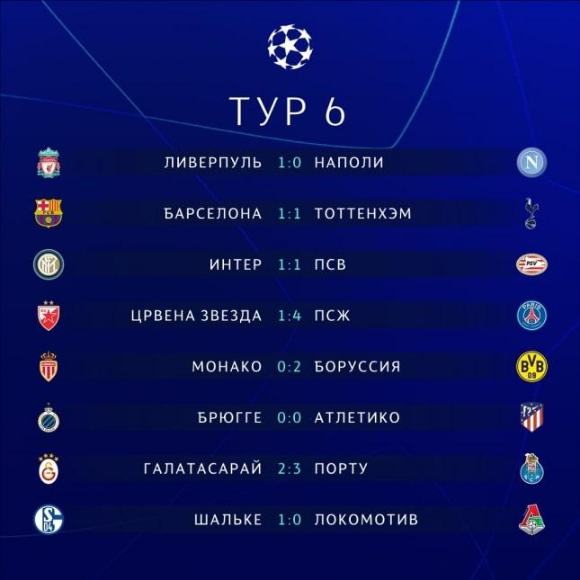 Все матчи 1 тура лиги чемпионов [PUNIQRANDLINE-(au-dating-names.txt) 30