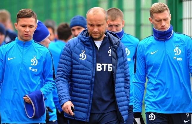 Главный тренер «Динамо» оценил выступление ЦСКА в поединке с «Реалом»