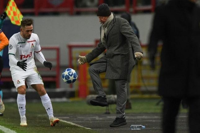 Развезло с 0:7. Россия опозорилась в еврокубках