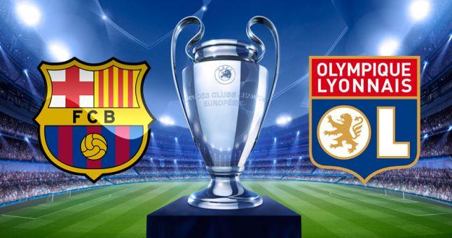Превью и бесплатный прогноз на матч Барселона - Лион
