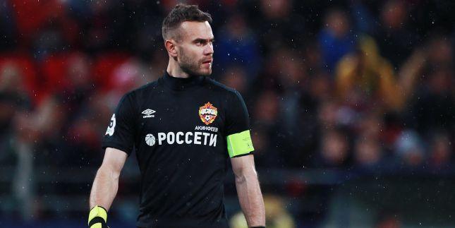Акинфеев назвал топ-тройку футболистов, которым он противостоял