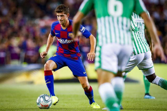 «Барселона» без Месси и Суареса уничтожила «Бетис