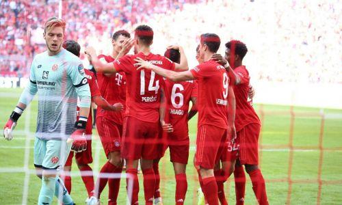 Смотреть онлайн футбол в прямом эфире майнц бавария