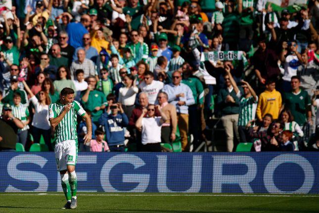 Полузащитник «Бетиса» стал самым возрастным автором хет-трика в истории испанской Ла Лиги