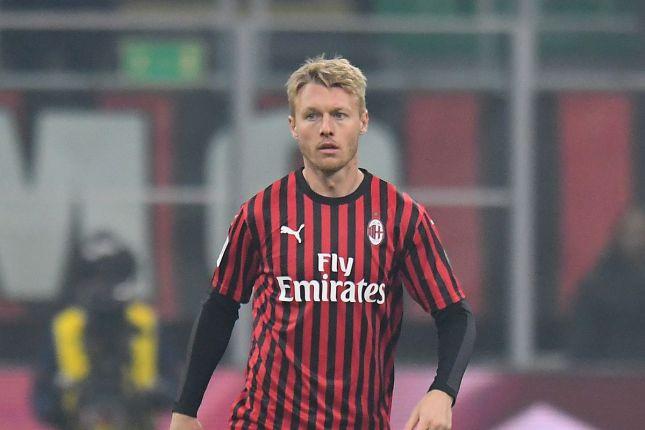 Симон Кьер не поможет «Милану» в дуэли с «Фиорентиной» | Футбол 24
