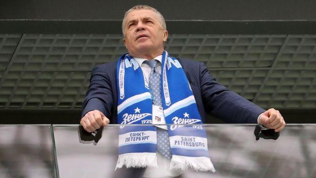 Генеральный директор «Зенита» выступил с обращением к болельщикам
