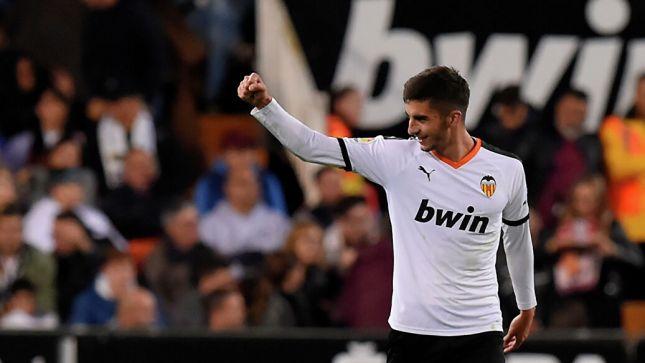 «Реал» вступает в борьбу за вингера «Валенсии»
