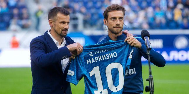 Маркизио вспомнил свой переход в «Зенит»