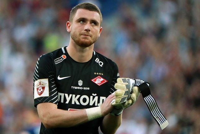 Тедеско: «Селихов отличный вратарь, но его время ещё не пришло»