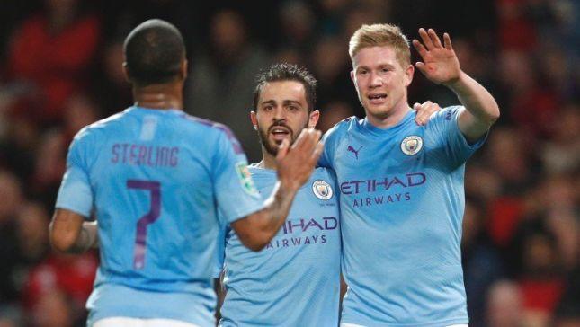 «Манчестер Сити» установил рекорд АПЛ