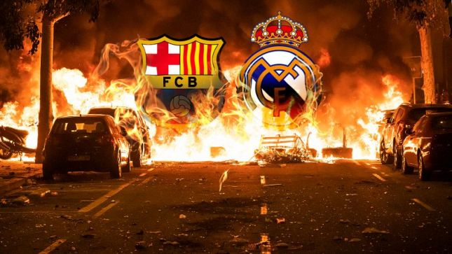 «Барселона» - «Реал». Стартовые составы команд