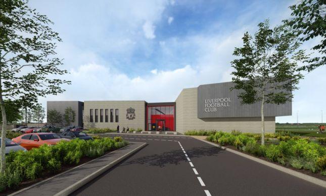 «Ливерпуль» переедет на новую базу, построенную за 50 миллионов