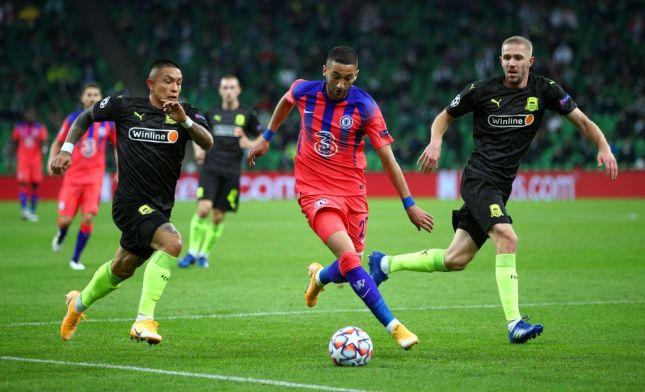 Krasnodar Chelsi Rezultat Schet 0 4 Obzor Matcha 28 Oktyabrya 2020