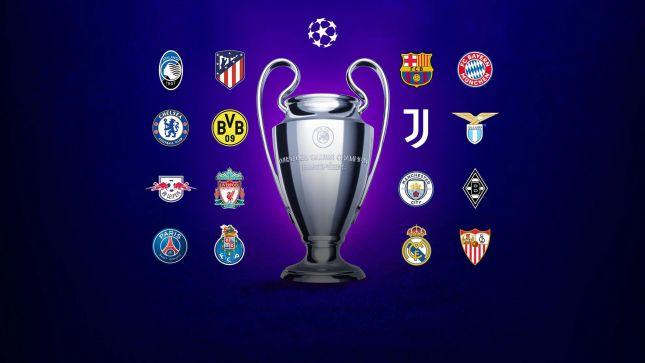 Жеребьёвка 1/8 Лиги Чемпионов 2020-2021: результаты онлайн | Футбол 24
