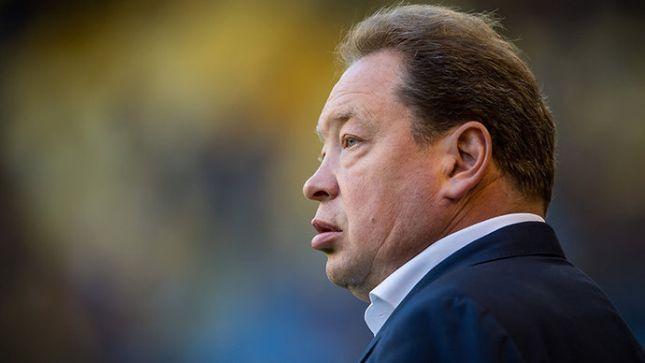 Слуцкий поговорил об игре против «Зенита»