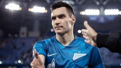 Определён лучший игрок матча «Зенит» - «Химки»