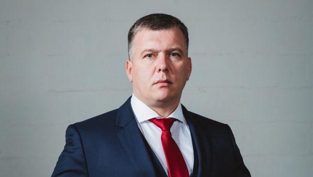 Официально: Мележиков – новый гендиректор «Спартака»