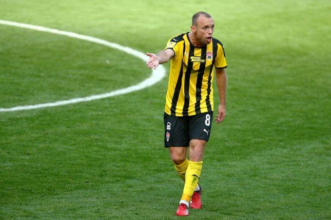 «Химки» хотят сохранить в команде Глушакова и двух игроков «Спартака»