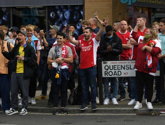 «Арсенал» - «Тоттенхэм». Стартовые составы